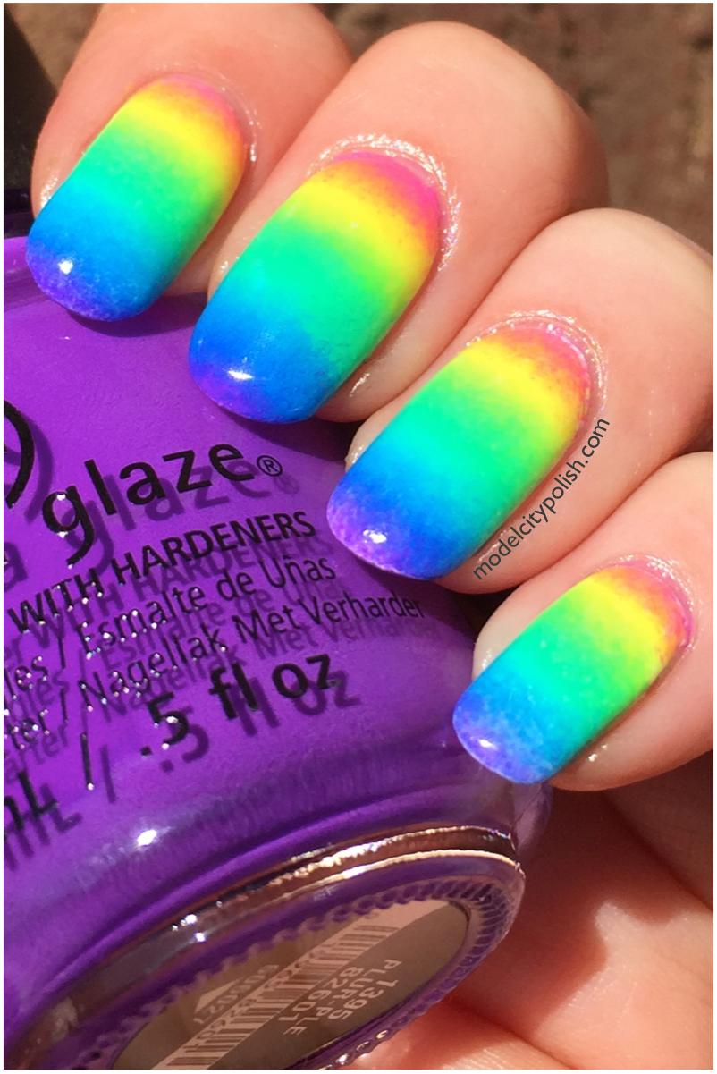 Neon Rainbow 4