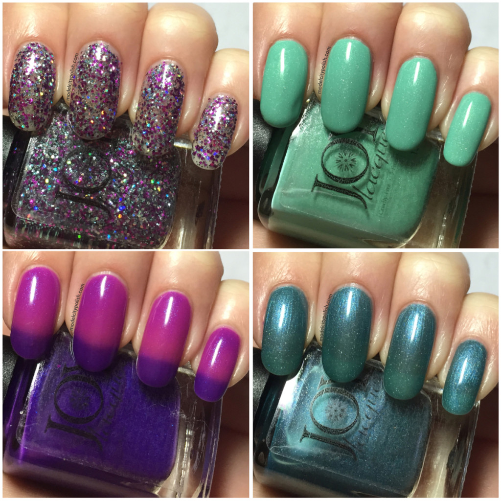 Summer In Seattle by Joy Lacquer – Part 2