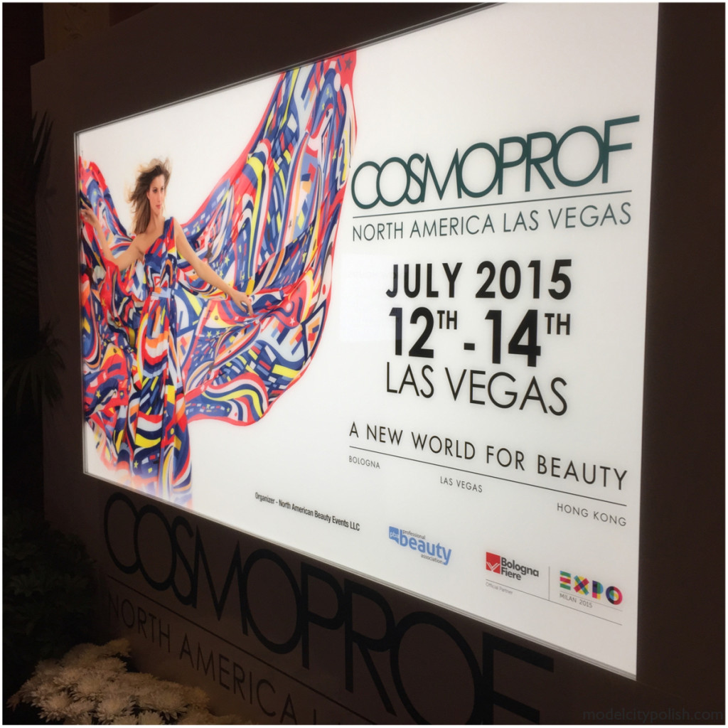 Cosmoprof North America 2015 – Day 1
