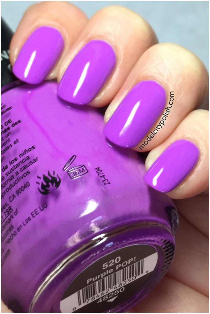 Purple POP! 4