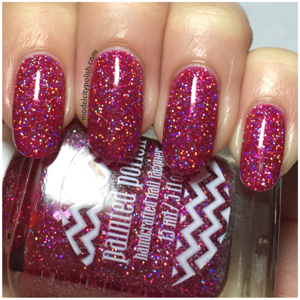 Frisky in Fuchsia by Painted Polish
