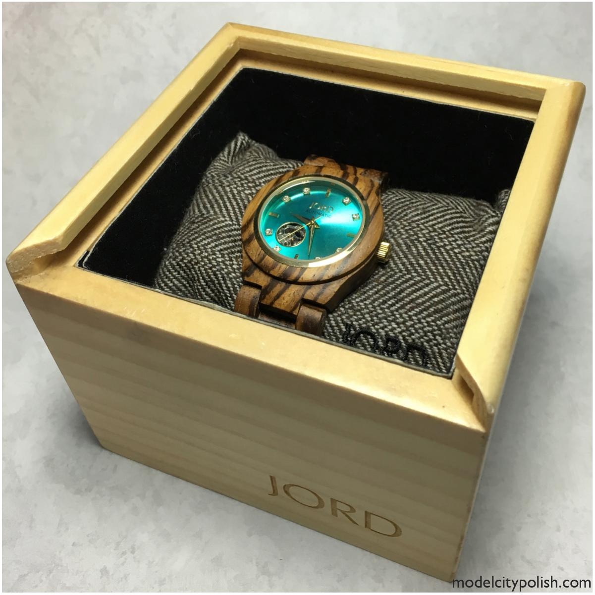Jord Watch 2