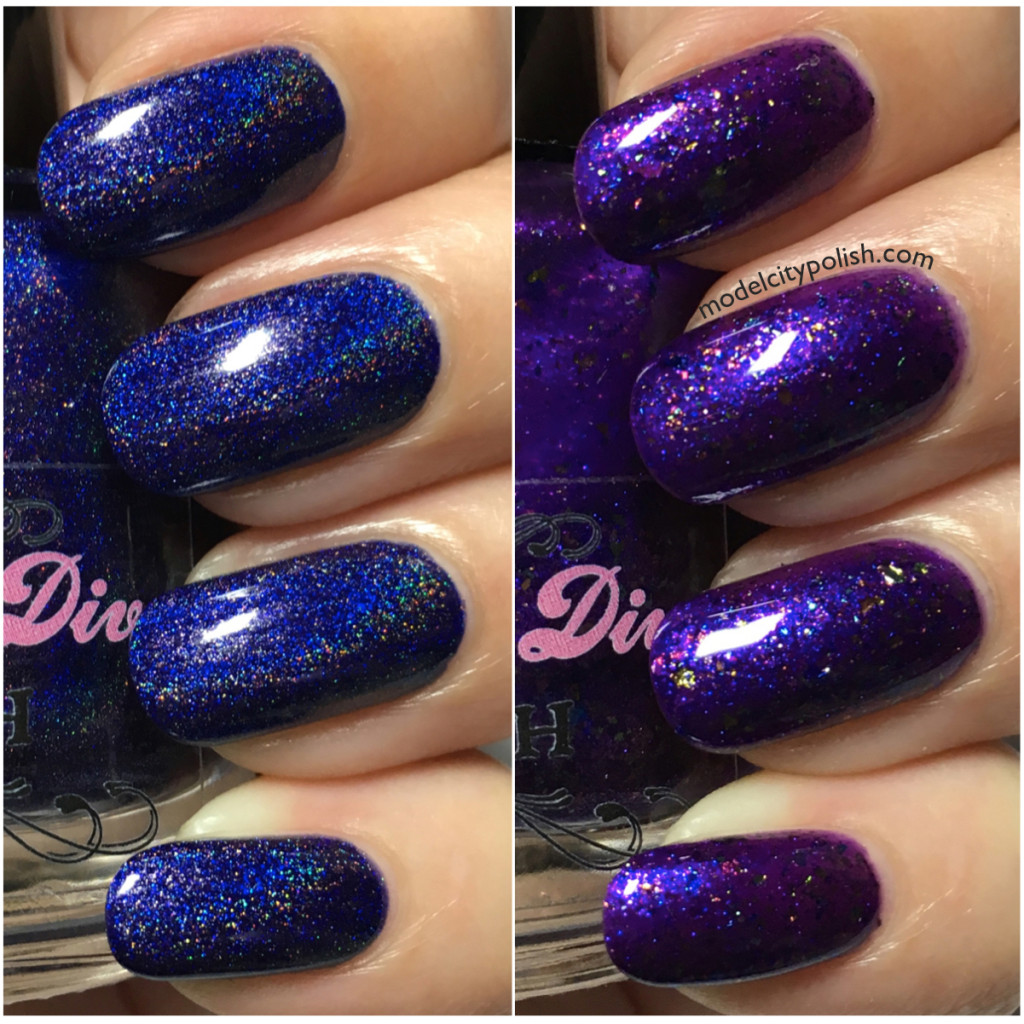 Affair In Vegas and Nightbird by Darling Diva
