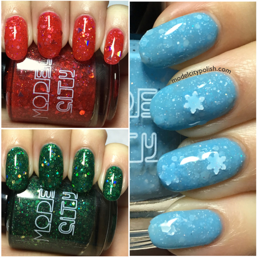 Holiday Collection and Black Friday Sale for Model City Polish