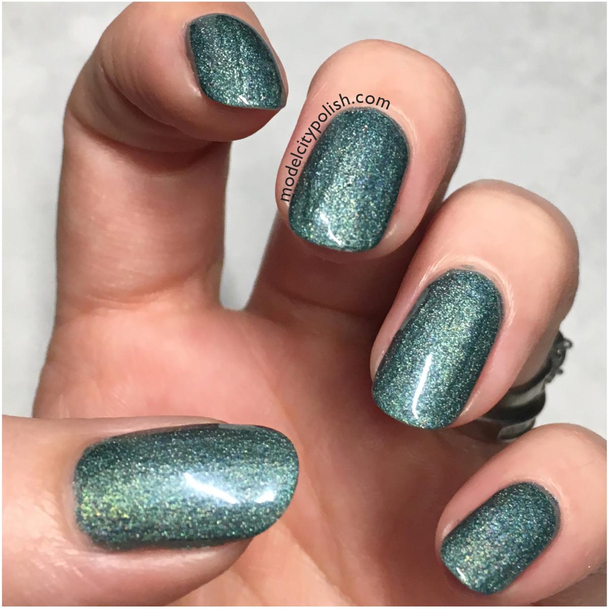 Blue Corundum 3