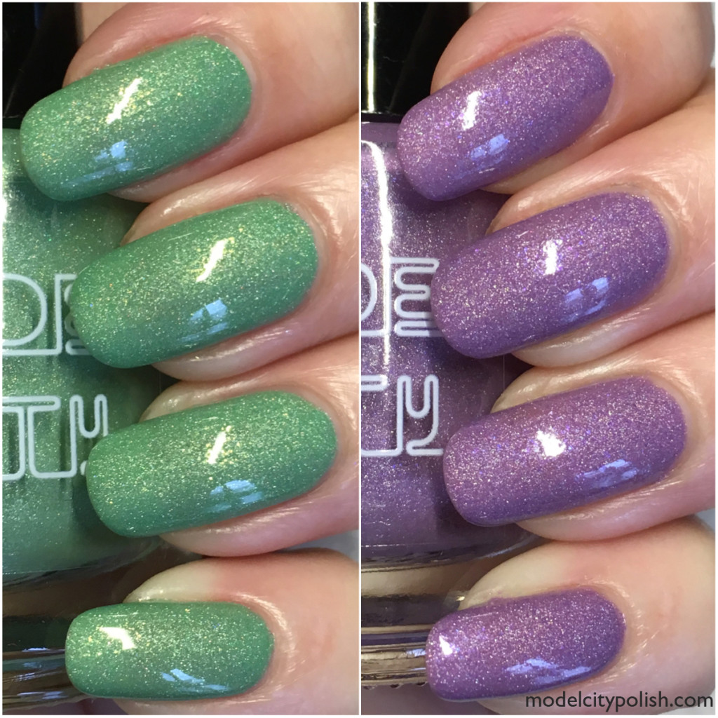 January Single Batches by Model City Polish