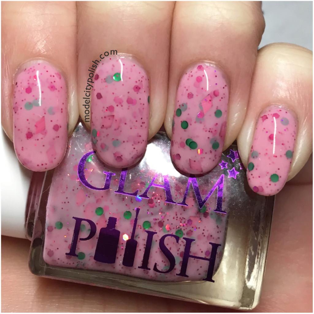 Strawbrie Fields Forever by Glam Polish
