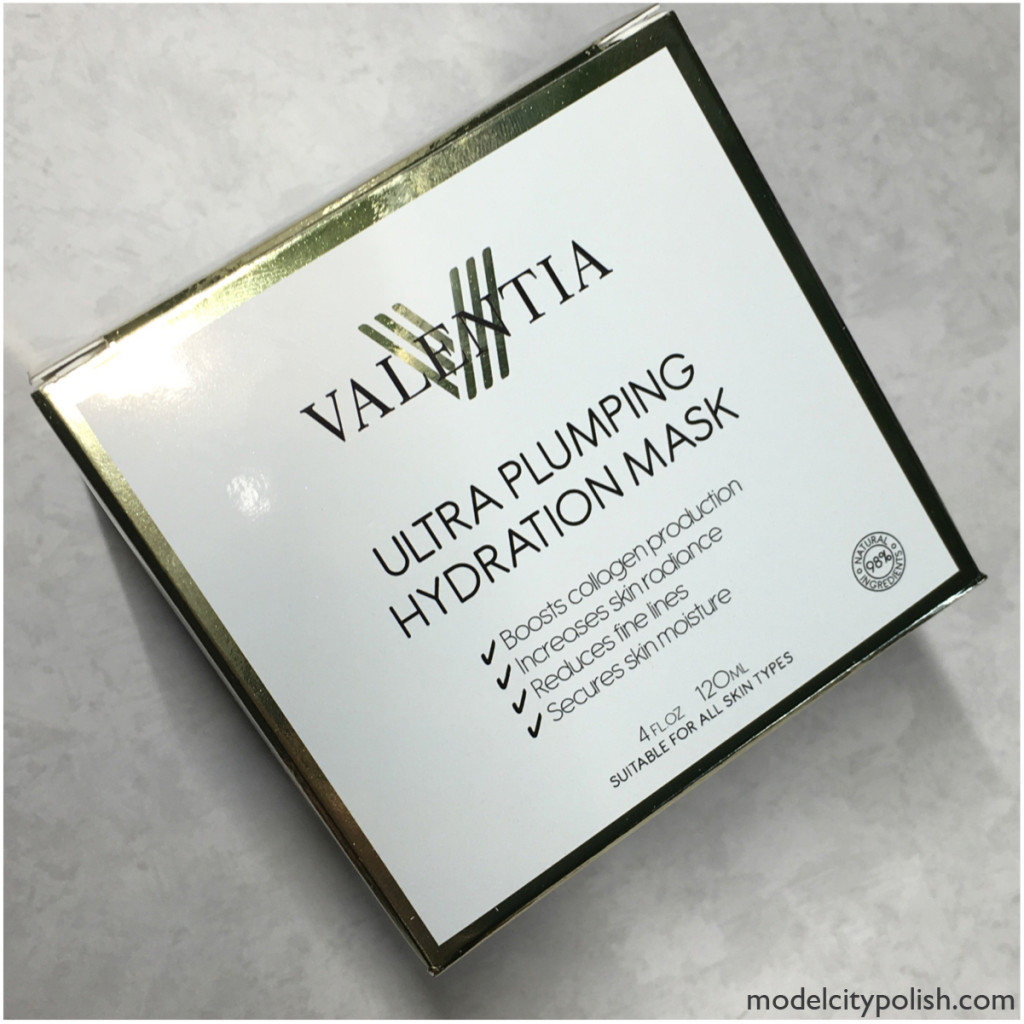 Ultra Plumping Hydration Mask by Valentia