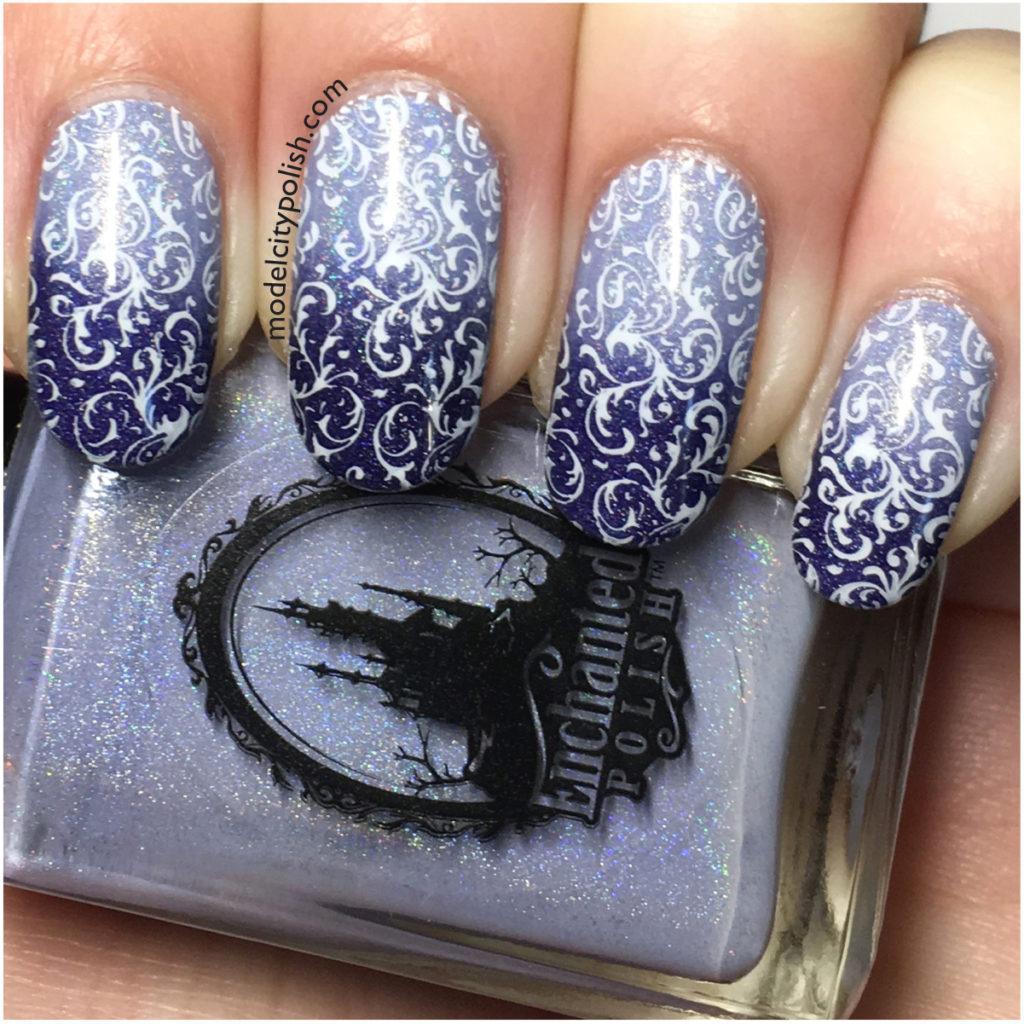 Drapery Nails with Moyra