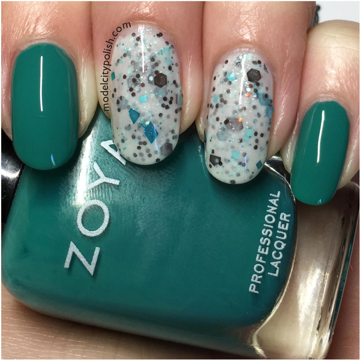 Emerald & Zoya 5