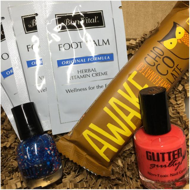 Glitter Guilty April 2016