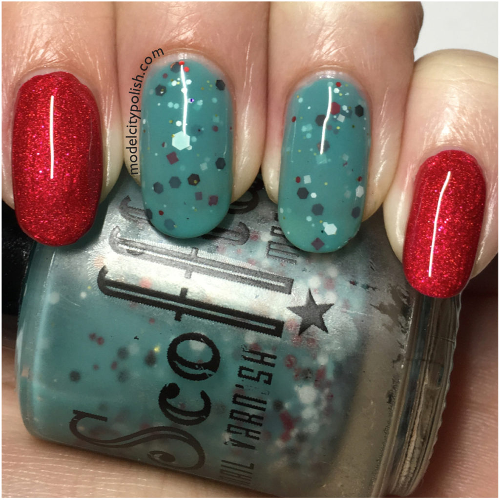 Two for Tuesday – Zoya and Scofflaw Nail Varnish