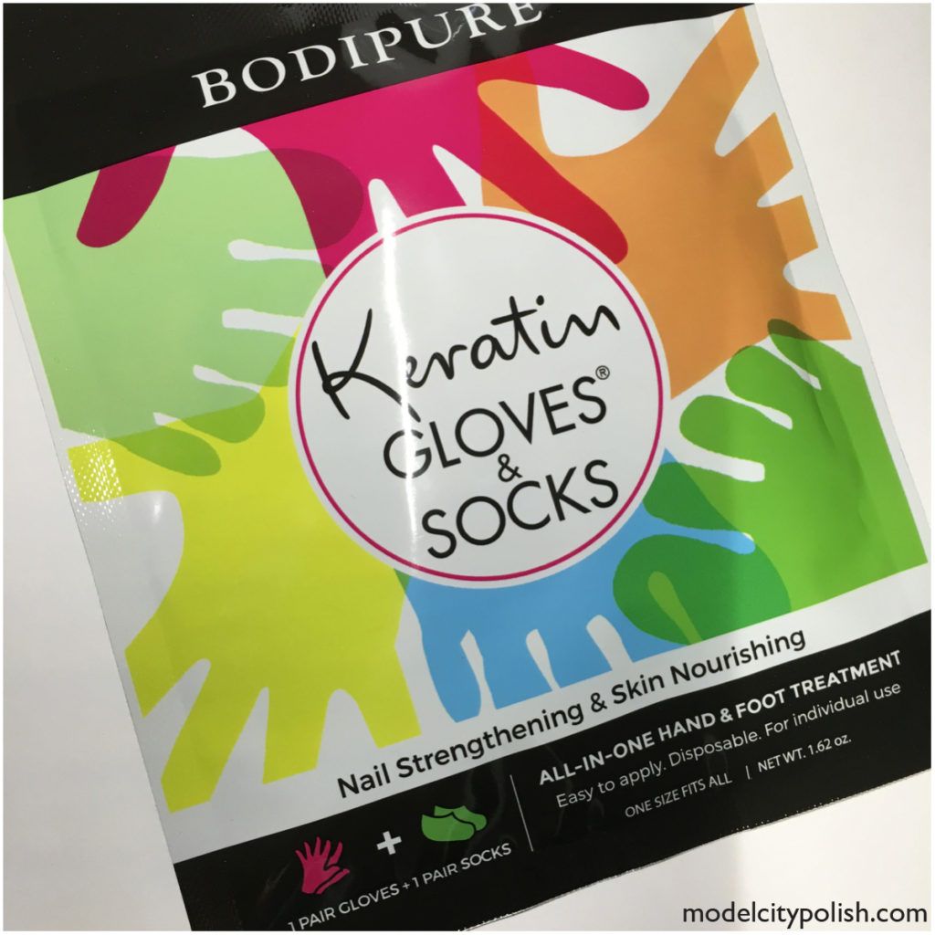 Keratin Gloves and Socks by BODIPURE