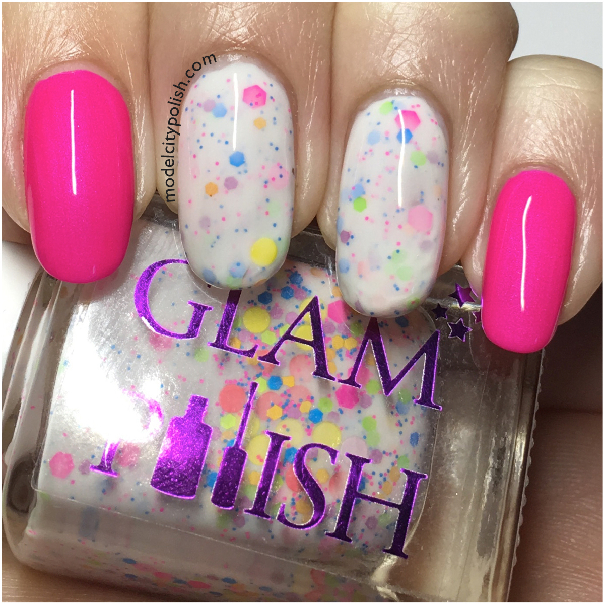 China Glaze and Glam 5