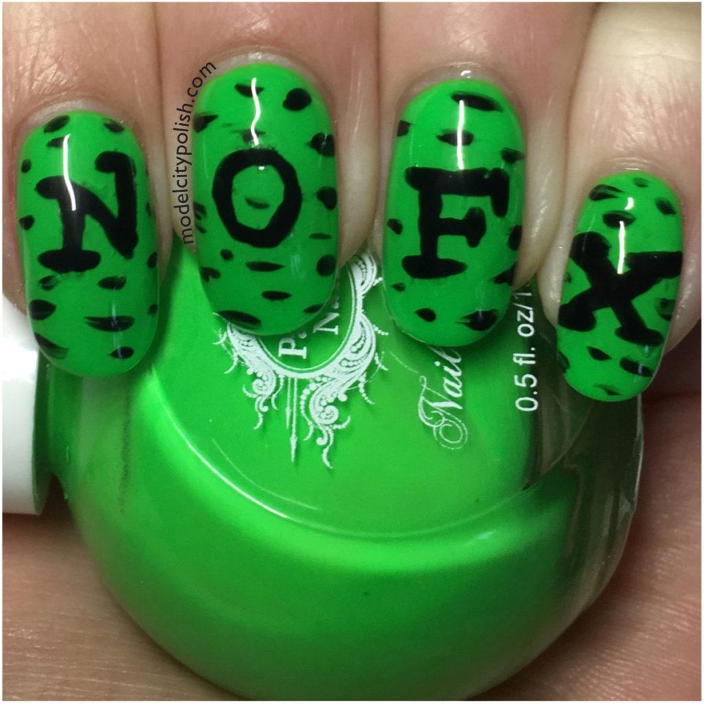 NOFX Nails