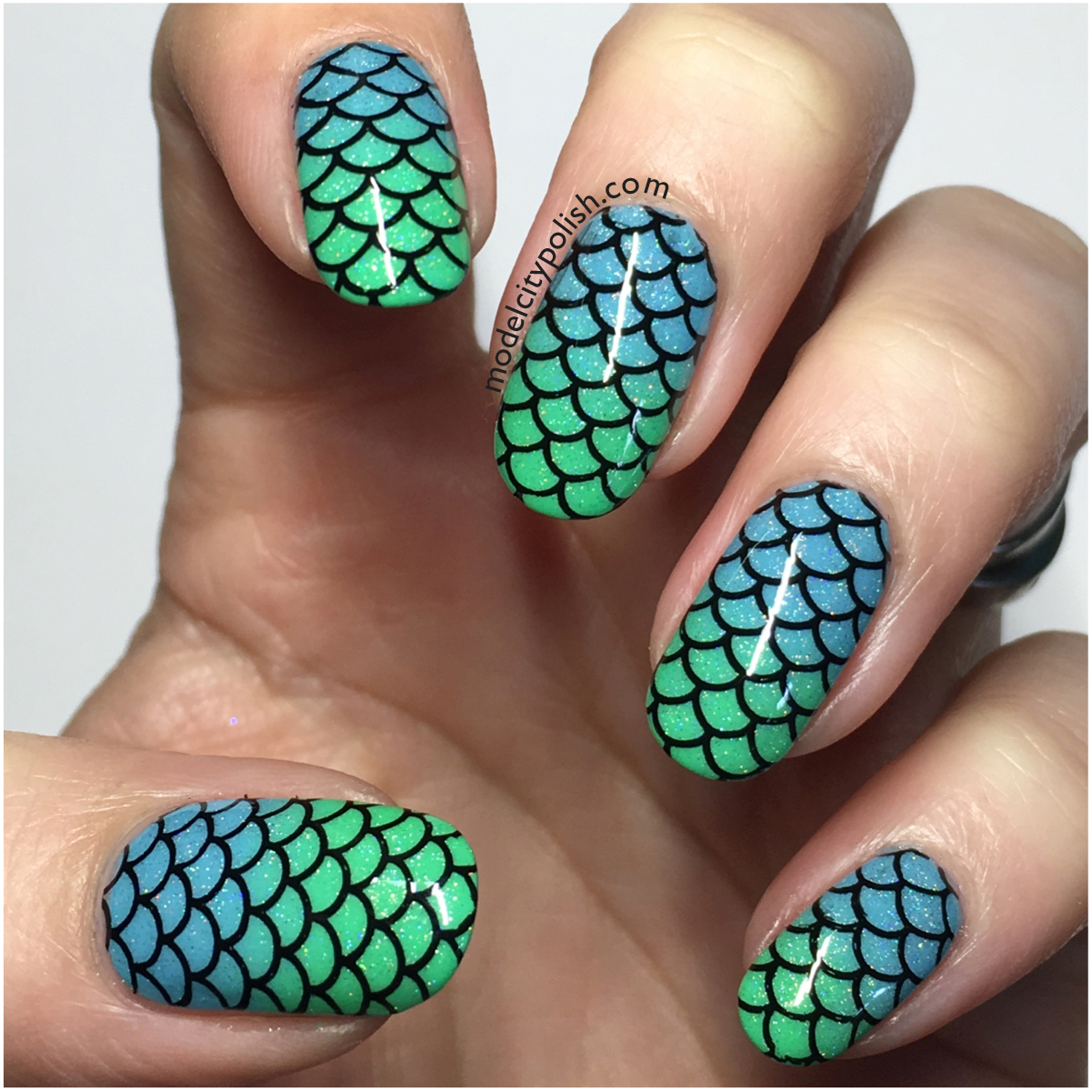 China Glaze Mermaid 3