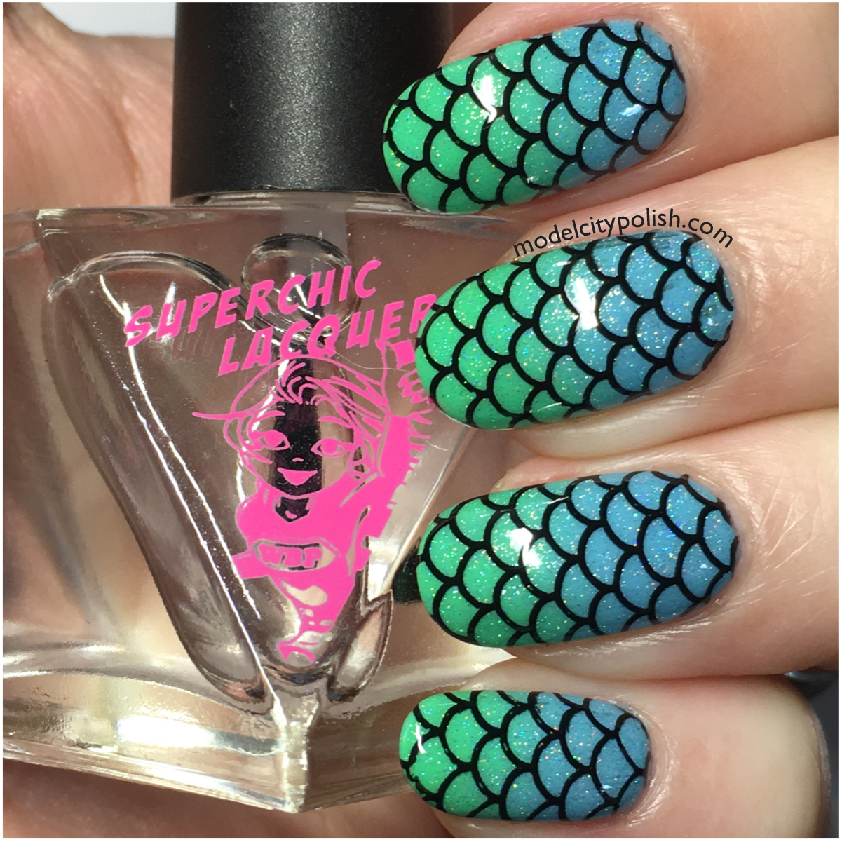 China Glaze Mermaid 6