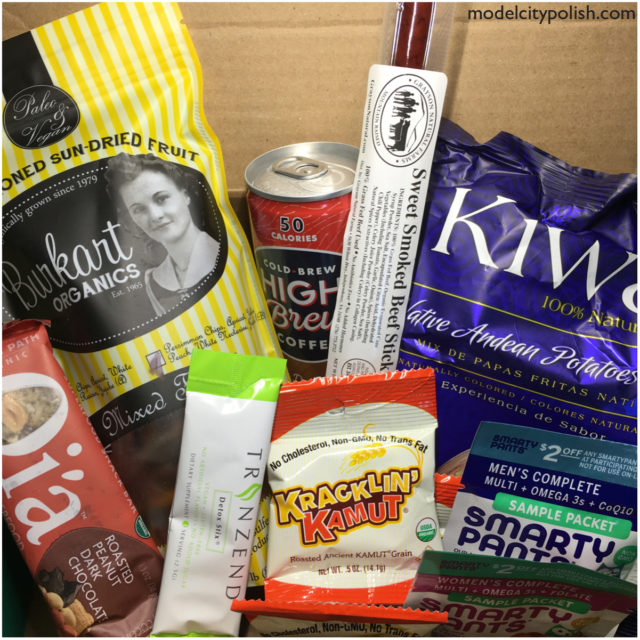 June Fit Snack 2016