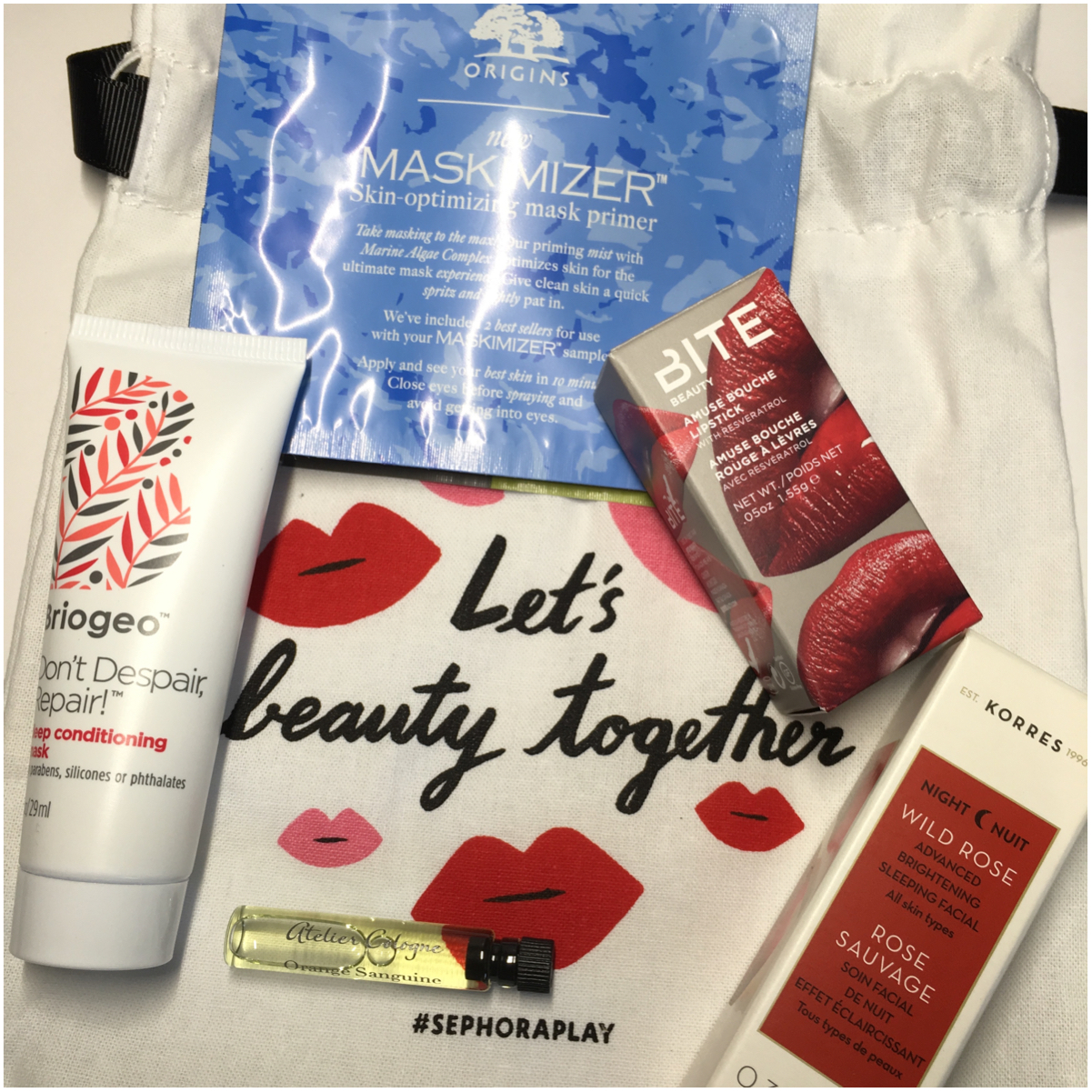 Sephora Play May 2016 2