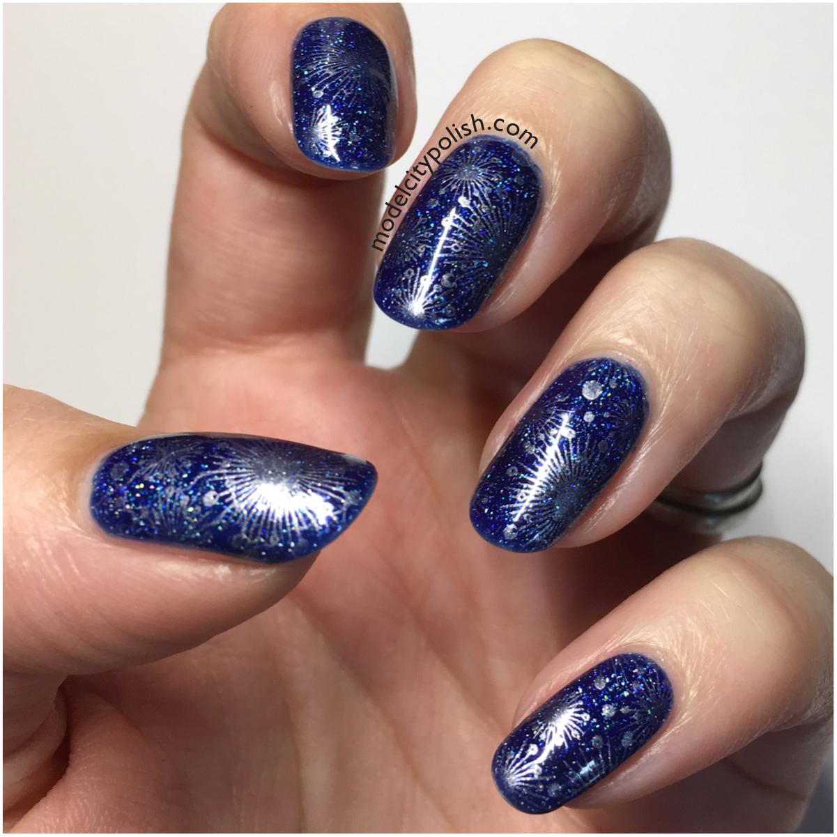 Blue Atomic 3