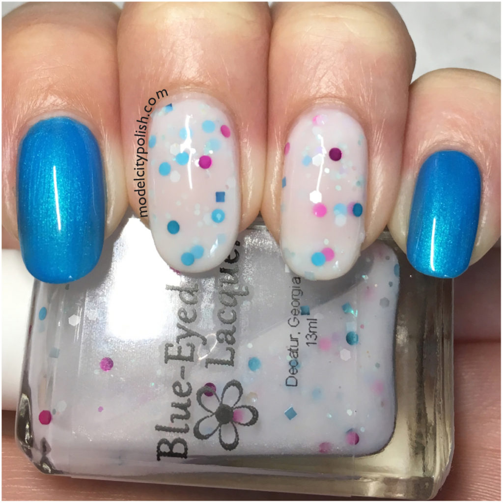 Two for Tuesday – Blue Eyed Girl Lacquer and Color Club