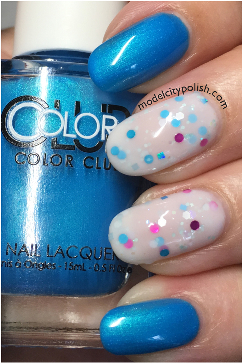 Blue Eyed & Color Club 6