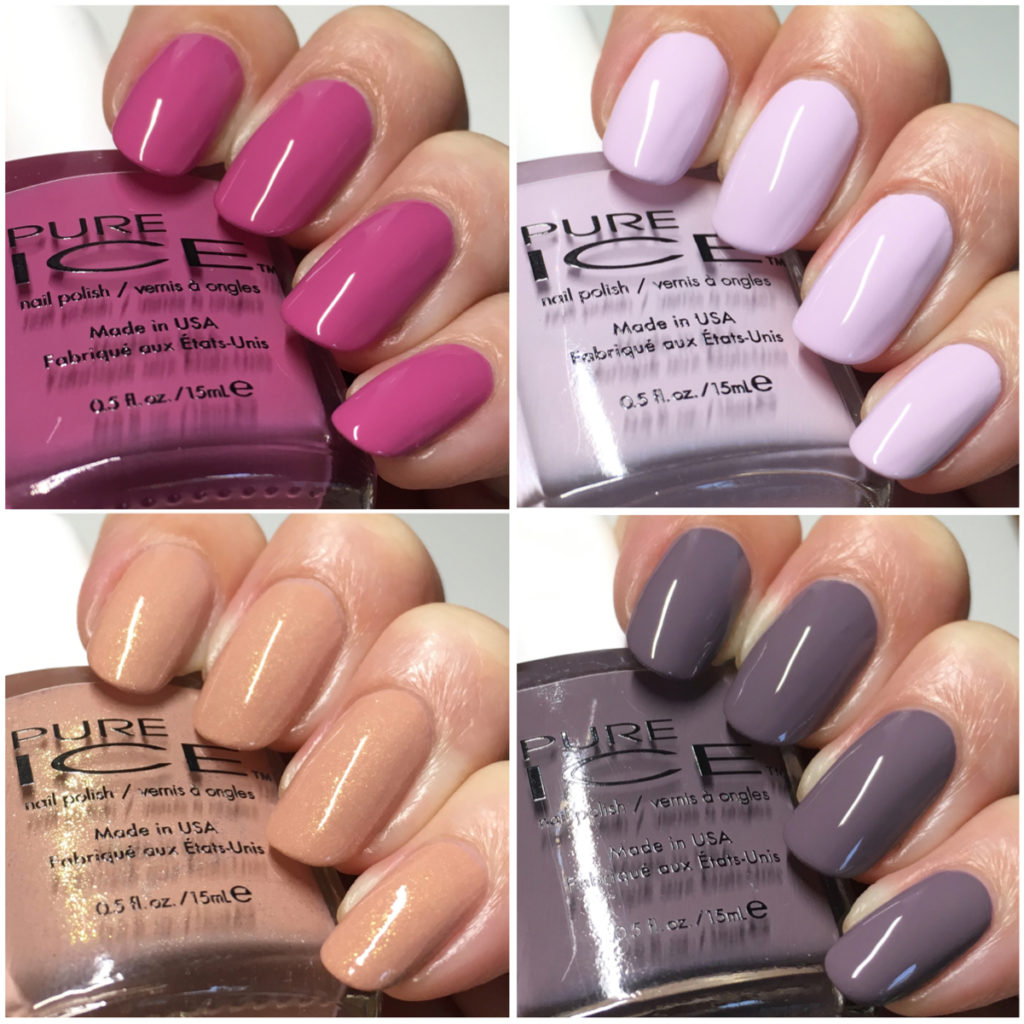 All Class Color Collection by Pure Ice