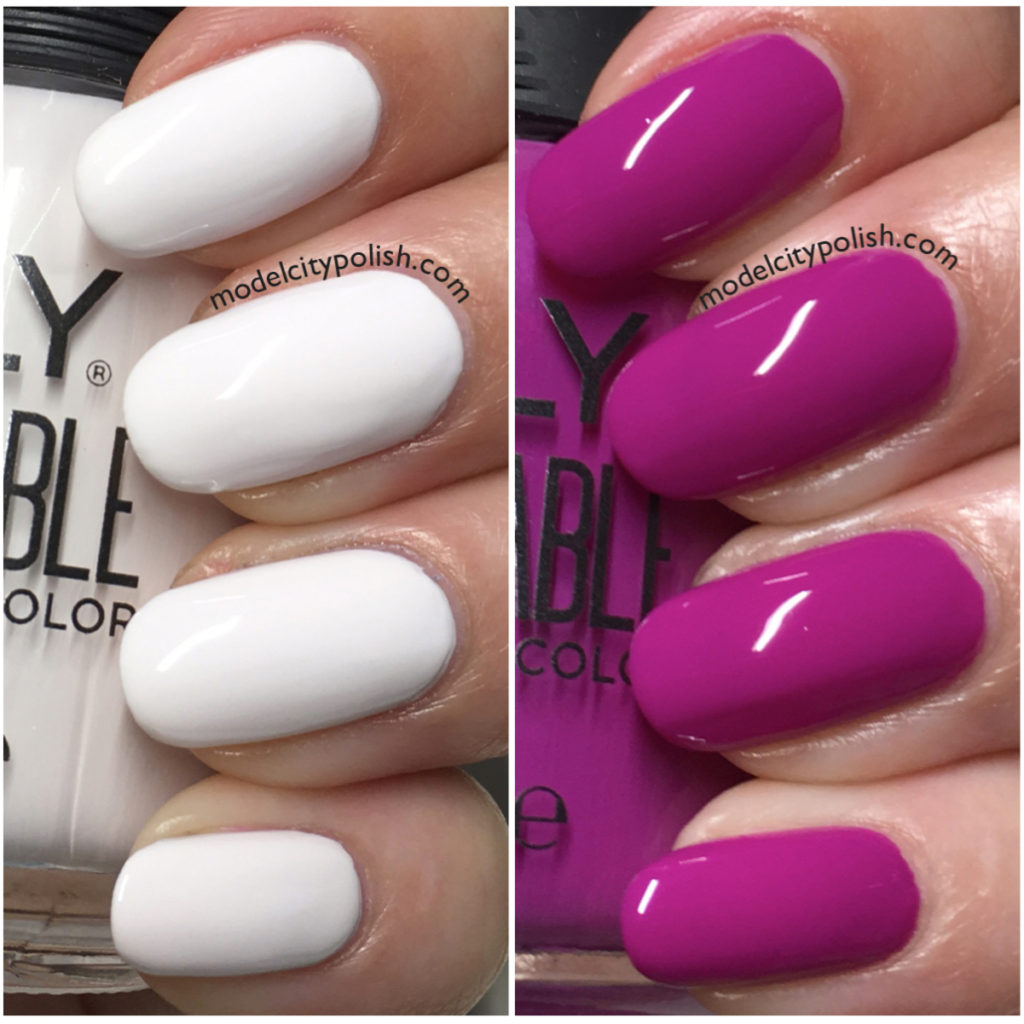 Barely There and Give Me A Break by ORLY