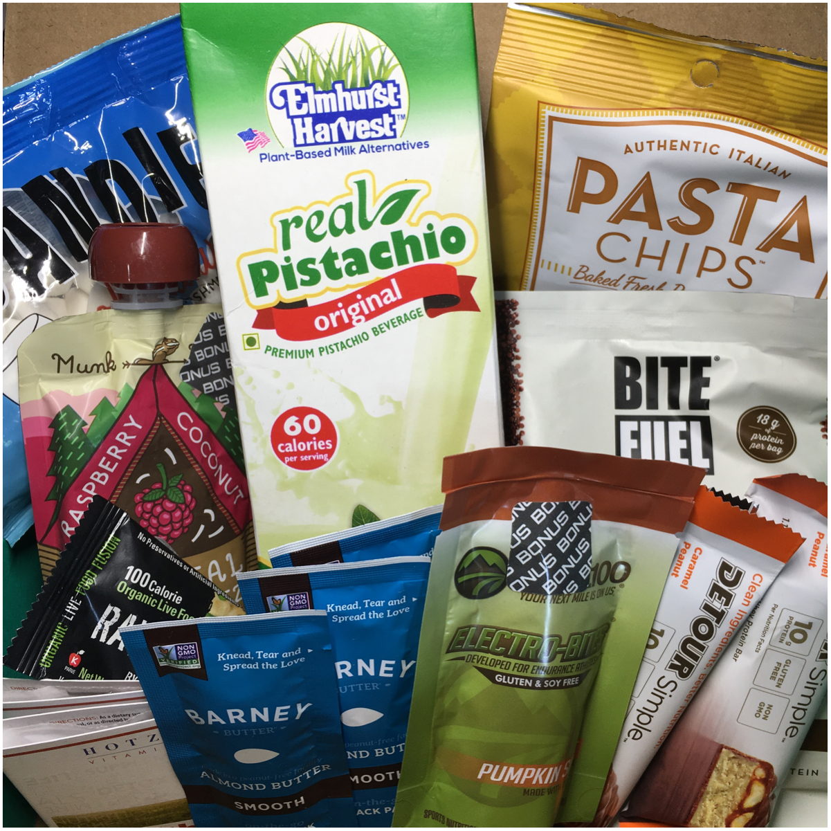 Fit Snack August 2016