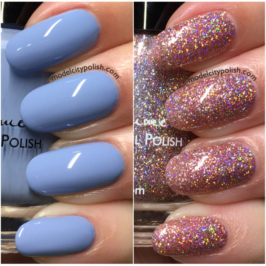 Little Boy Hue and Turning Pointe by KBShimmer