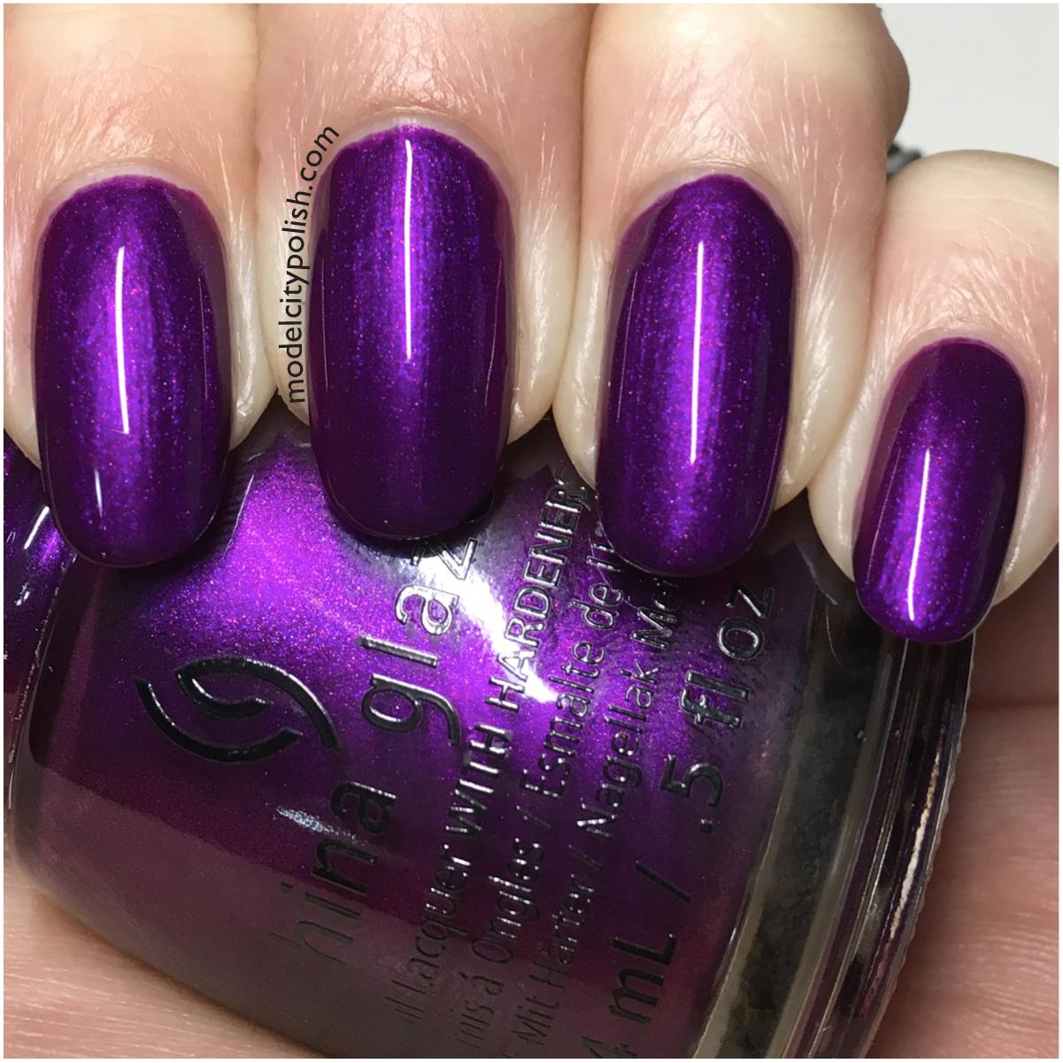Purple Fiction 1