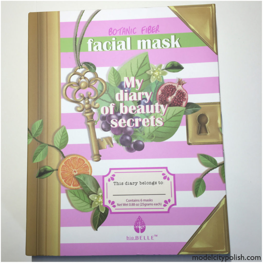 Facial Masks by bioBELLE