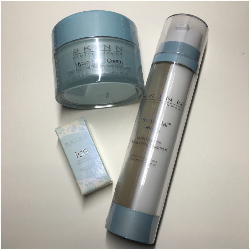 Skin Care from Skinn Cosmetics