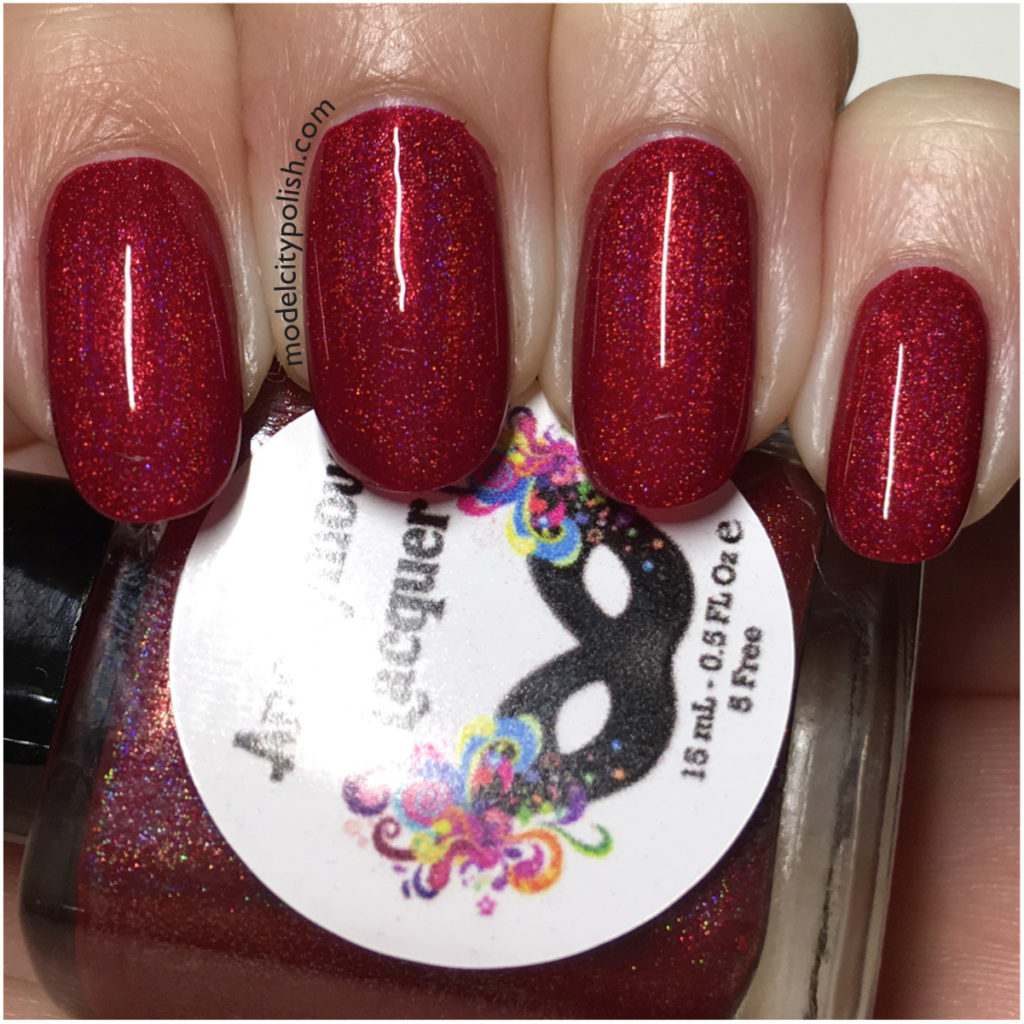 Wrath by Anonymous Lacquer