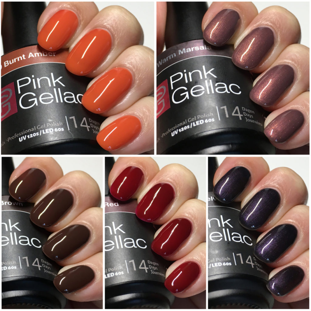 Reminiscence Collection by Pink Gellac