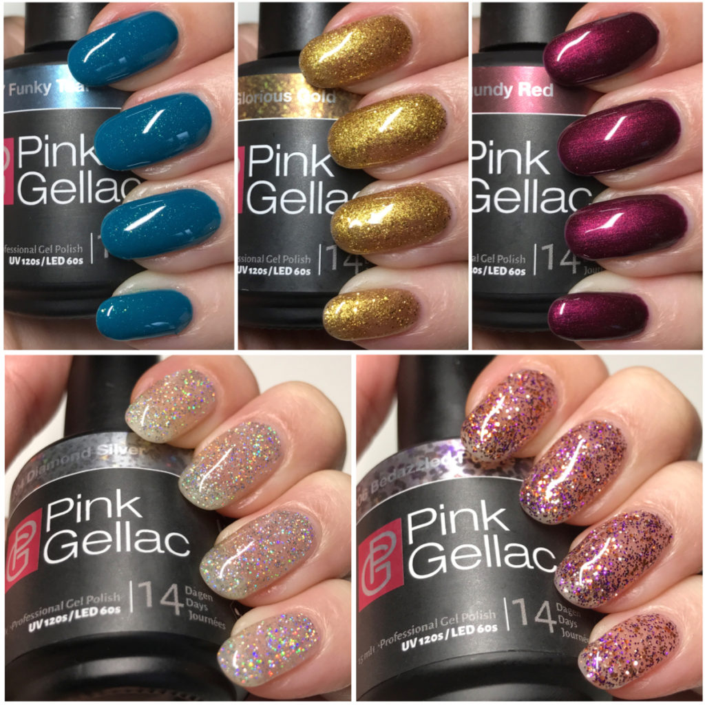 Disco Glam Collection by Pink Gellac