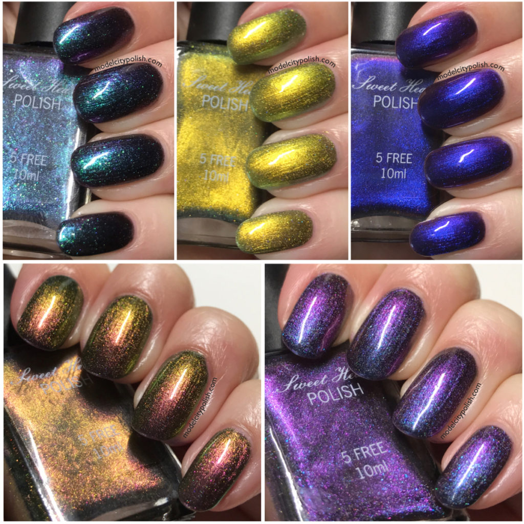 Magical Memories Collection by Sweet Heart Polish
