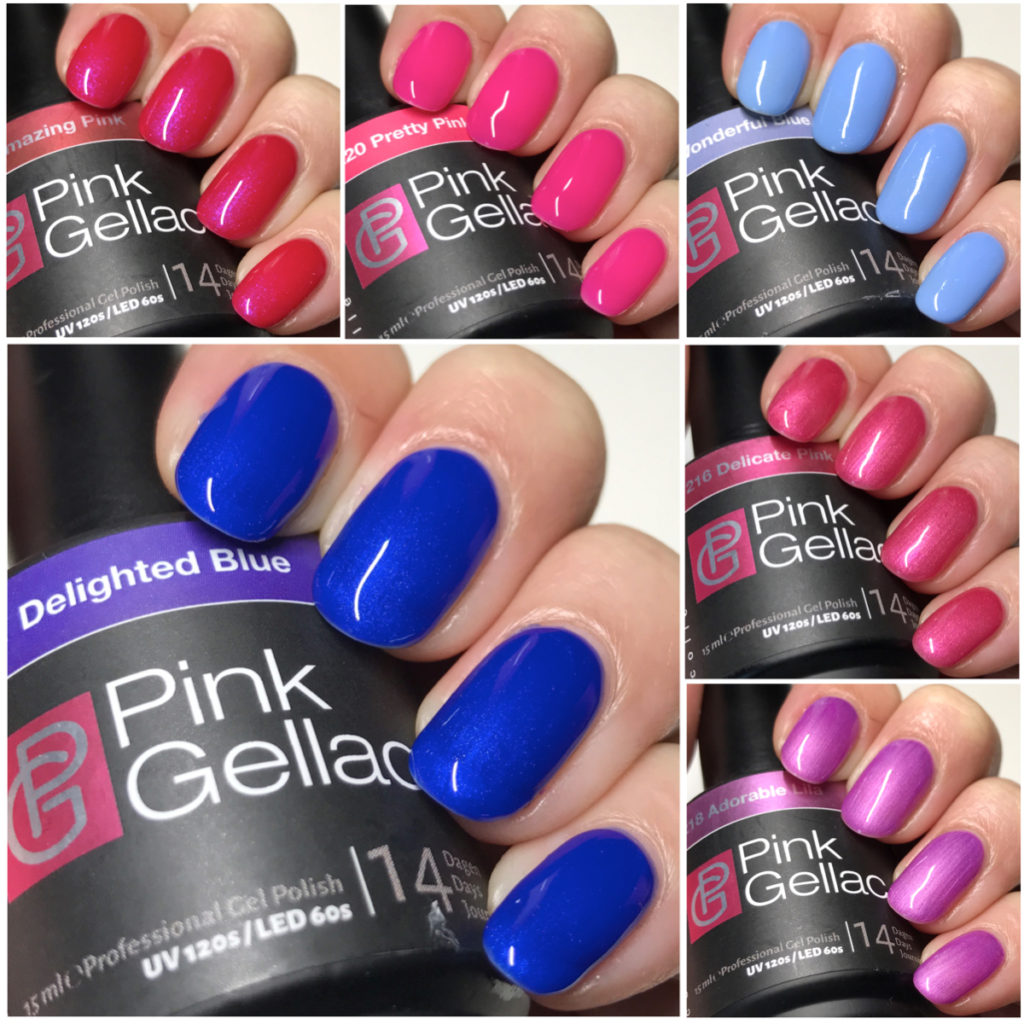 The Cruise Collection by Pink Gellac
