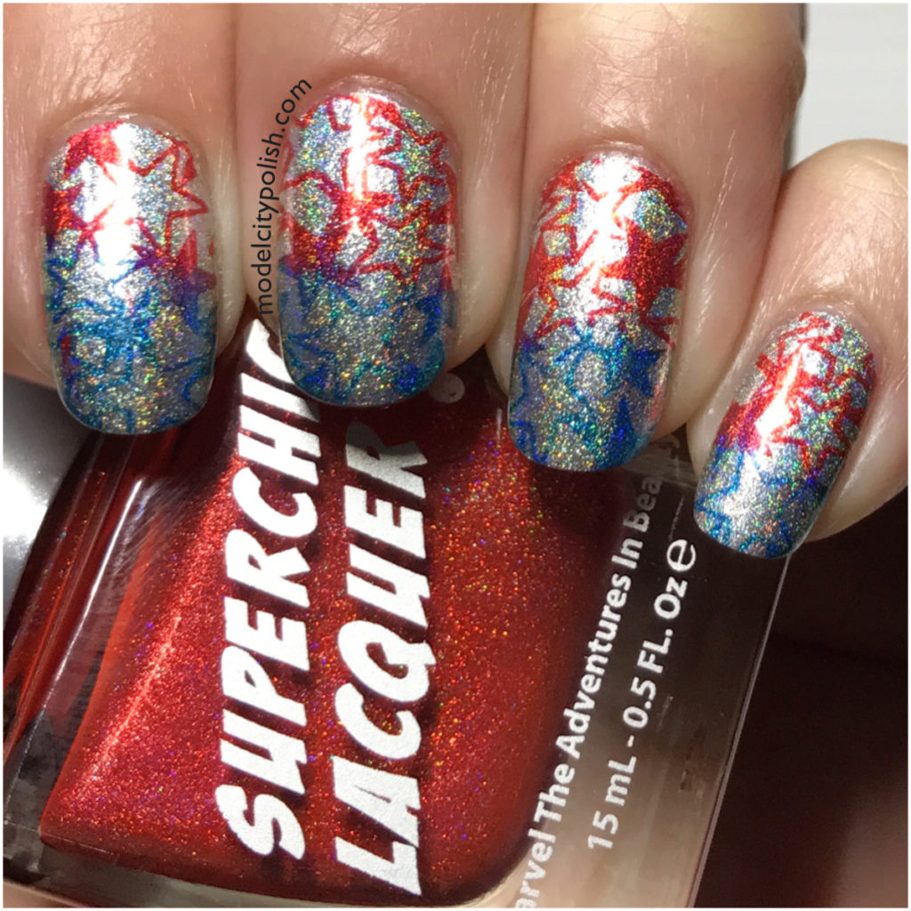Happy 4th with SuperChic Lacquer