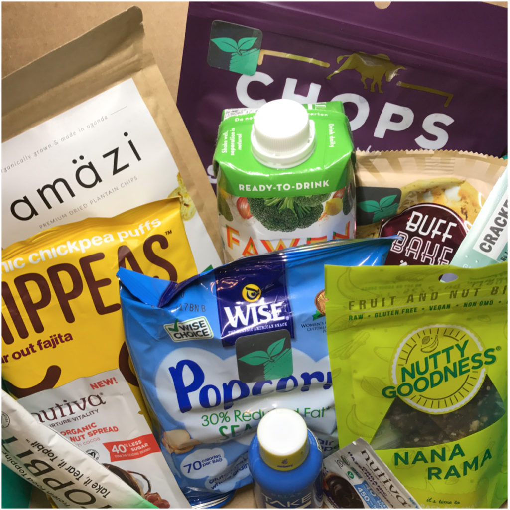 Fit Snack Box – July 2017