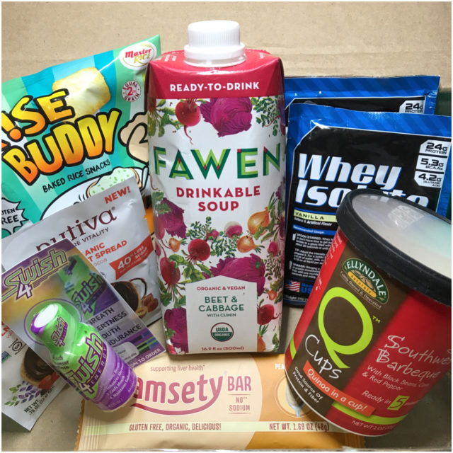 June Fit Snack 2017