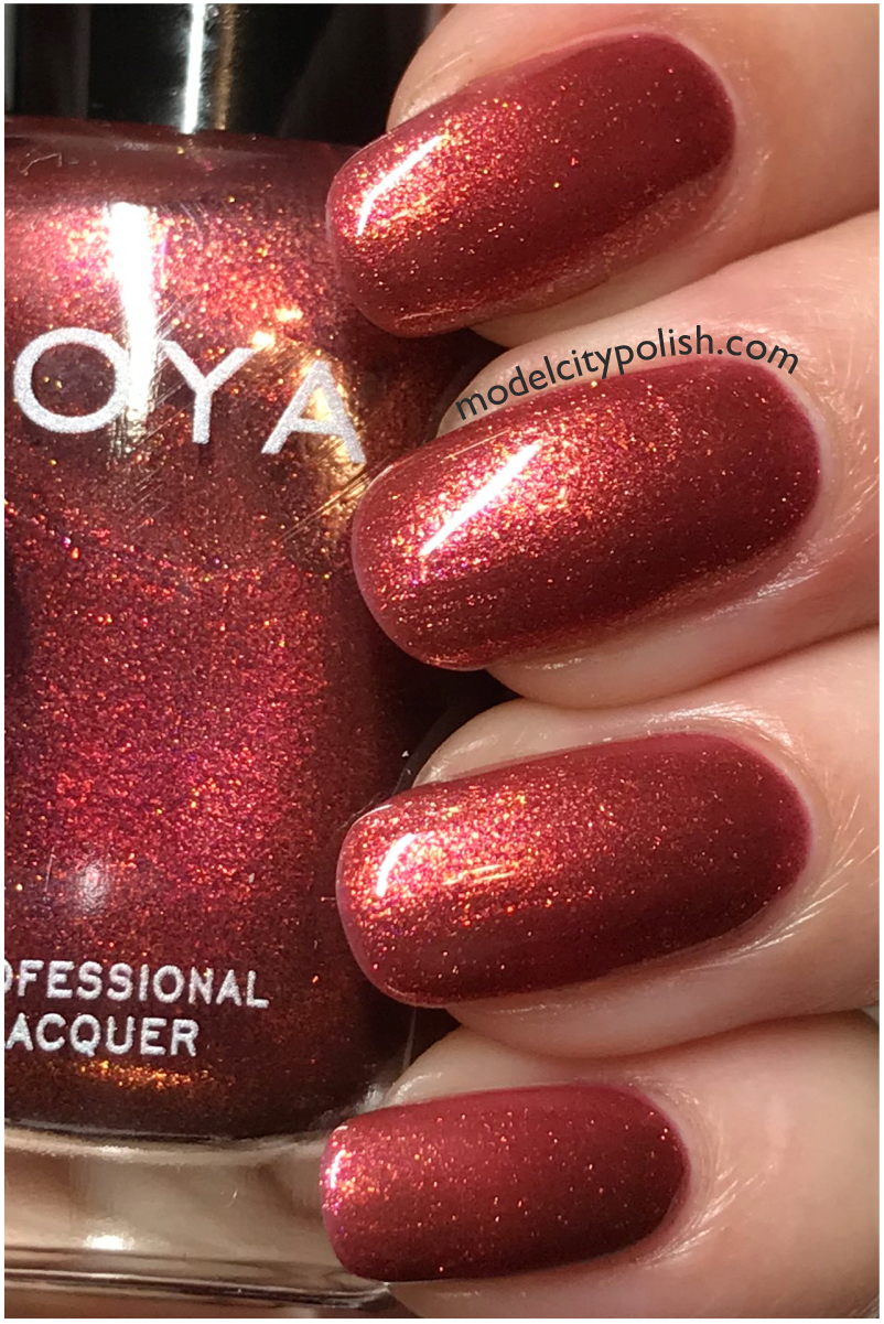 Party Girls – Winter/Holiday 2017 from Zoya