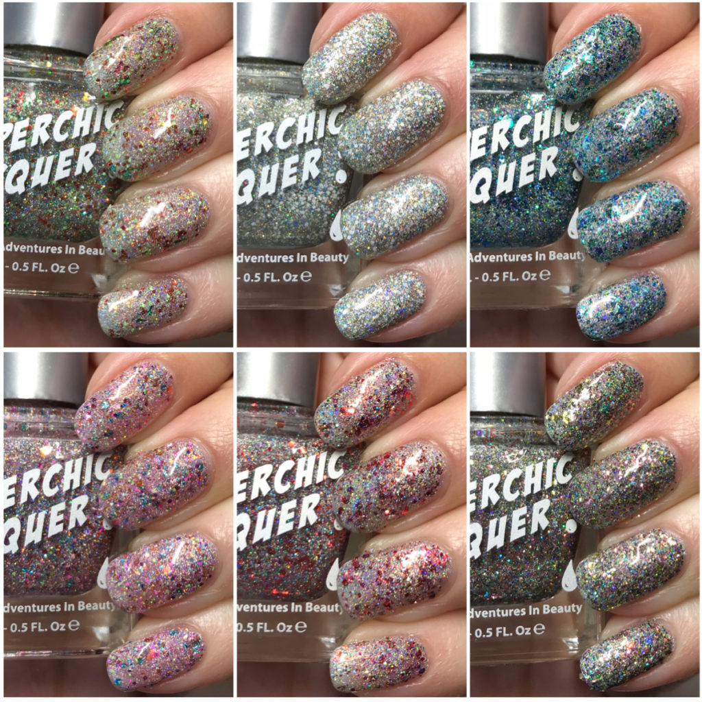 Elf Collection by SuperChic Lacquer