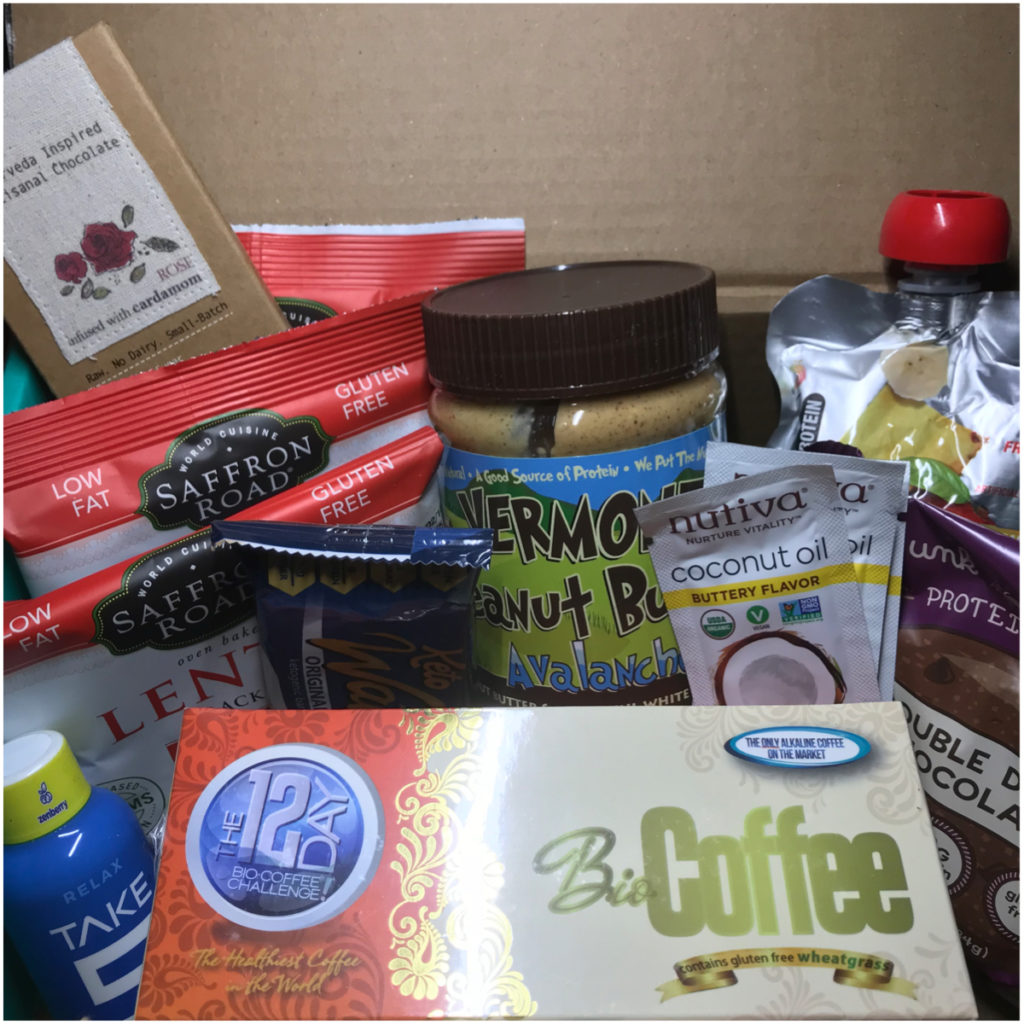 Fit Snack Box December 2017