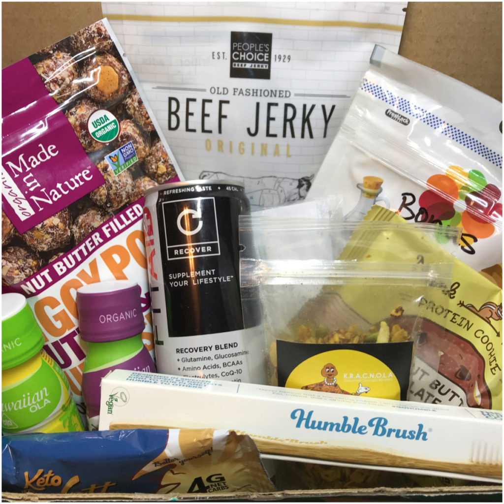 Fit Snack Box November 2017