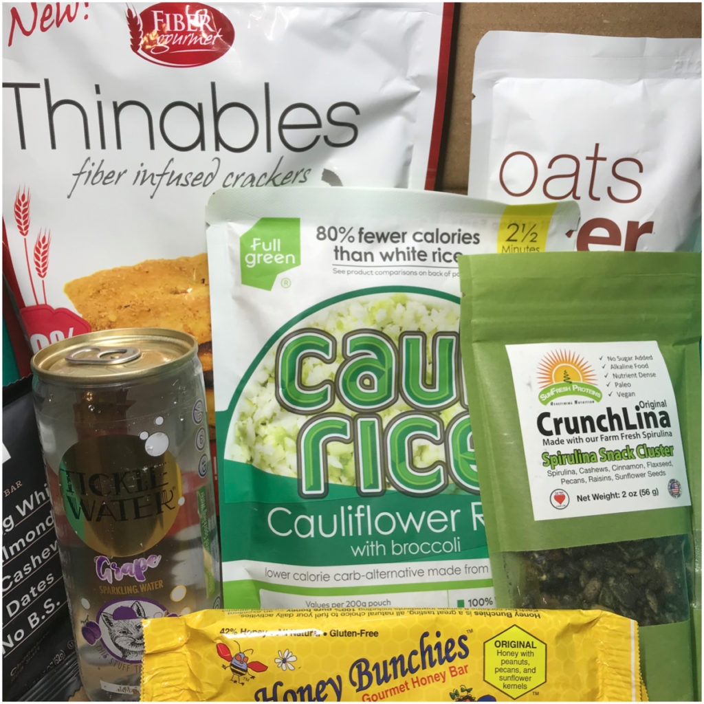 Fit Snack Box January 2018
