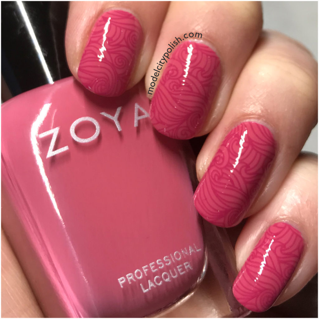 Waves with Zoya