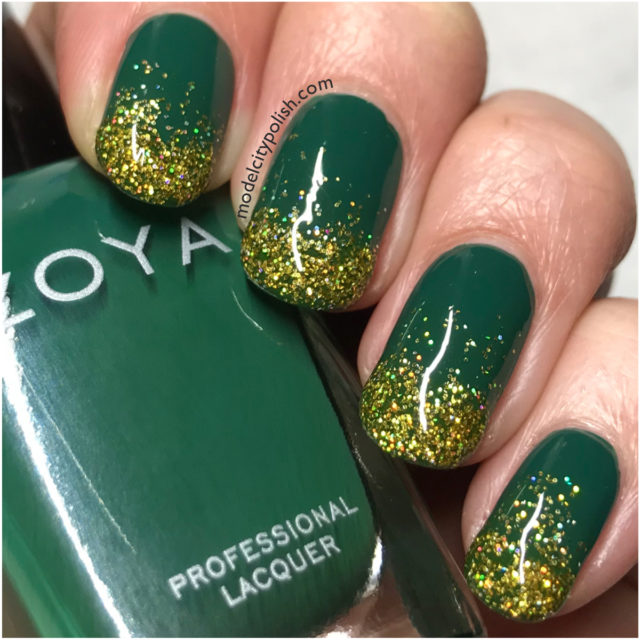 Green and Gold 4