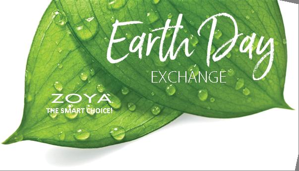 Zoya Earth Day Exchange