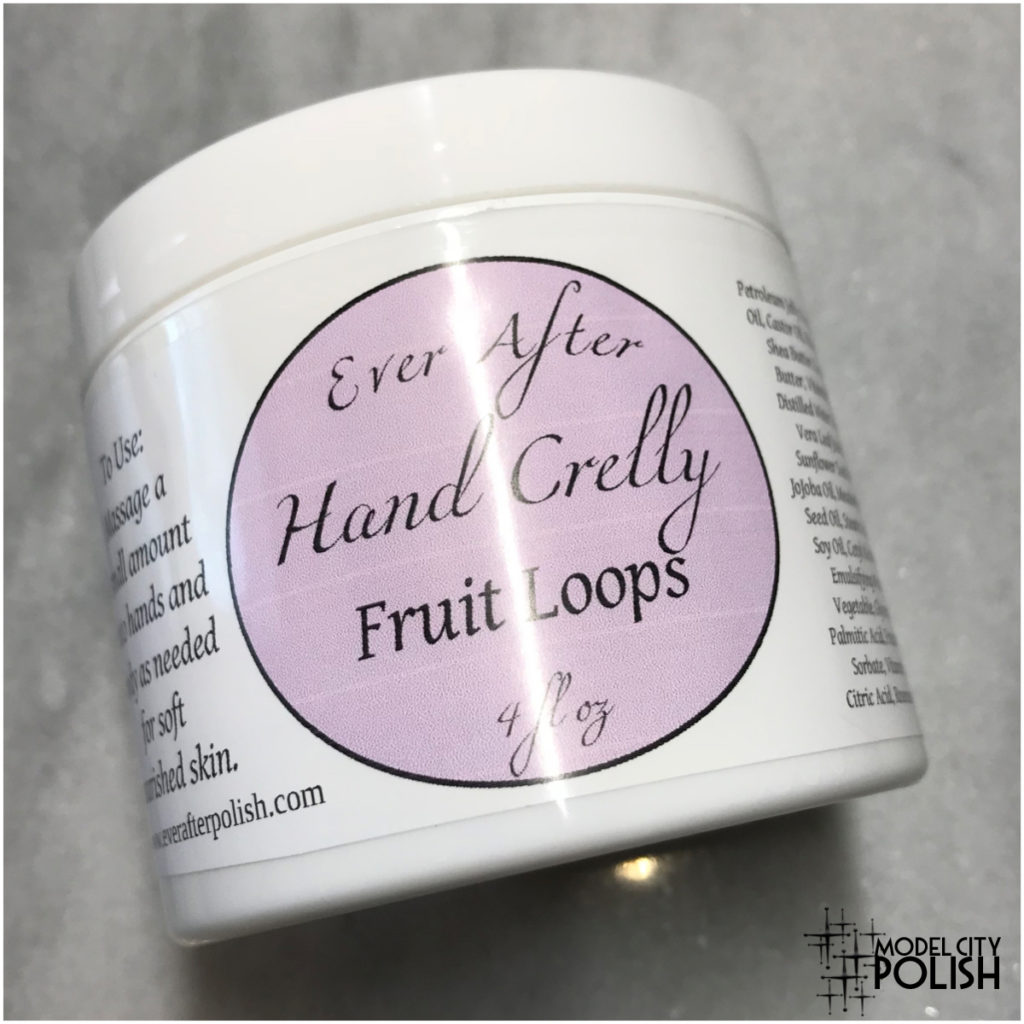 Fruit Loop Hand Crelly by Ever After